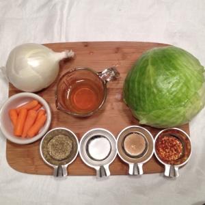 Pupusas - Curdita Ingredients