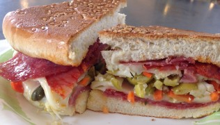 French Market Muffuletta