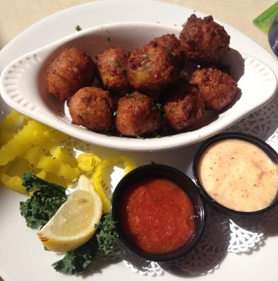 Aruba Beach Cafe - Conch Fritters