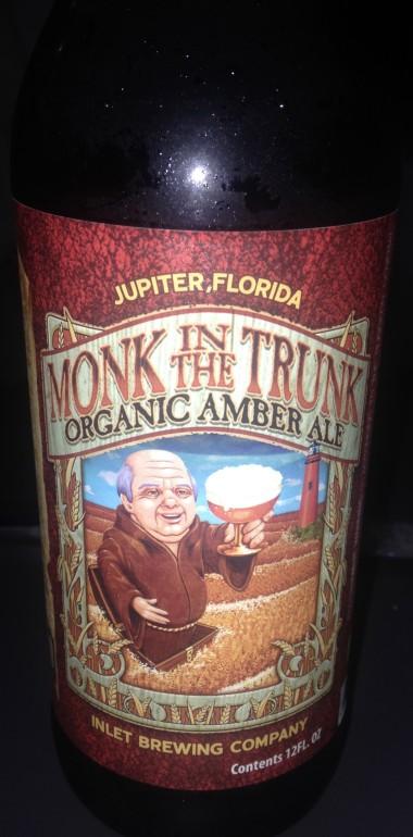 Pre-Dinner 101 Ocean Beer: Monk In The Trunk