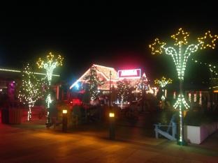 Aruba Beach Cafe - Xmas Lights