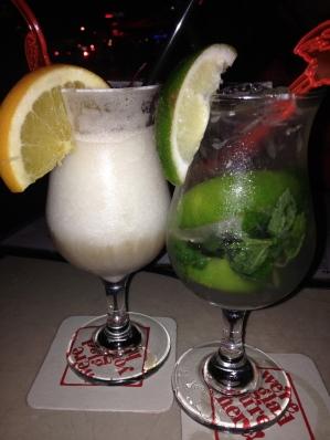 Aruba Beach Cafe - Fresh-made Pina Colada and Mojita