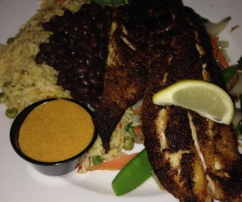 Aruba Beach Cafe - Snapper Special