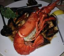 Aruba Beach Cafe - Seafood Fra Diavolo
