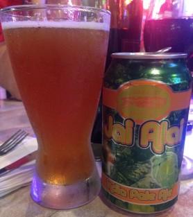Pre Keegans Dinner Beer - Jai Alai