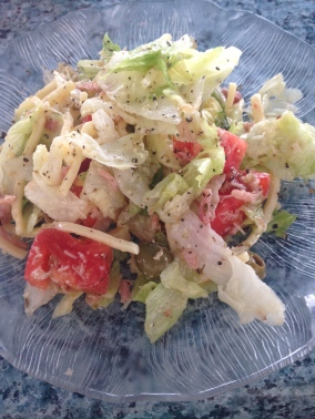 Columbia - 1905 Salad