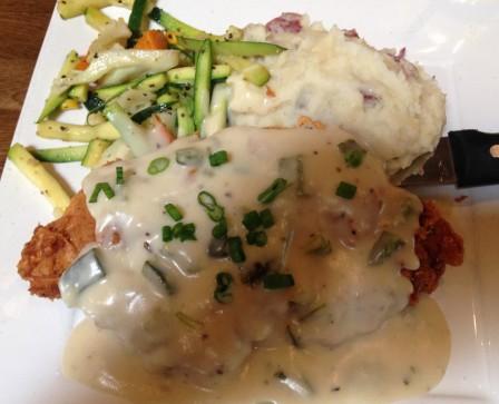 Jack Allen's - Chicken Fried Chicken