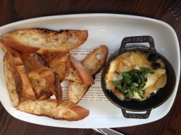 Second Bar + Kitchen - Baked Brie
