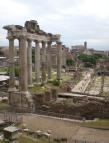 Bascilica Julia Roma in the Roman Forum.