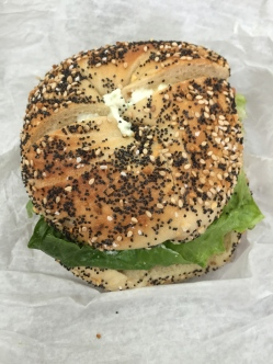 Absolute Bagels - absolutely delicious!