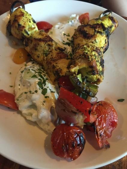 Mémé Mediterranean - Chicken Kebab