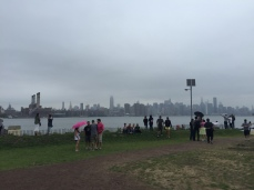 A rainy, but wonderful day at the Brooklyn Smorgasburg